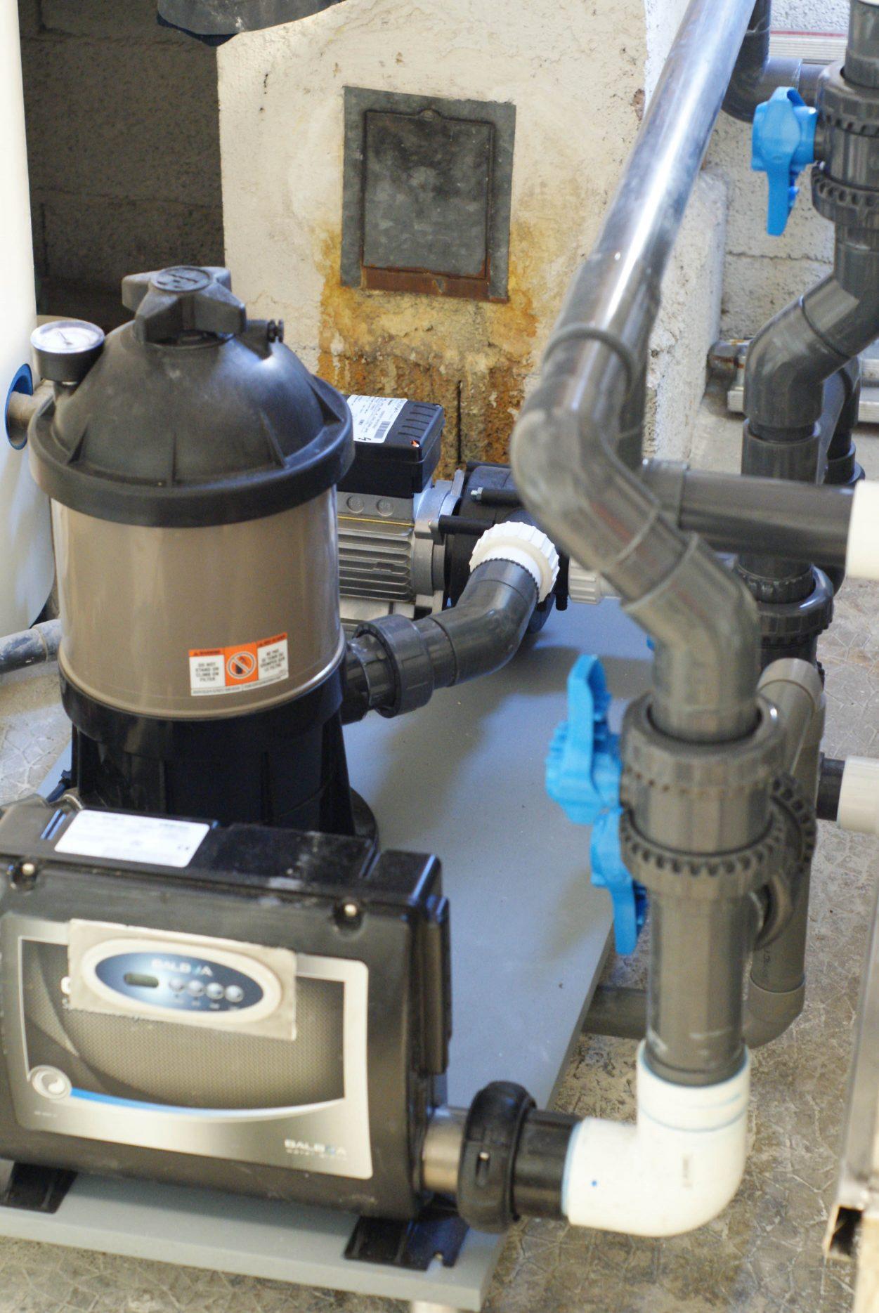 filtration spa sur mesure