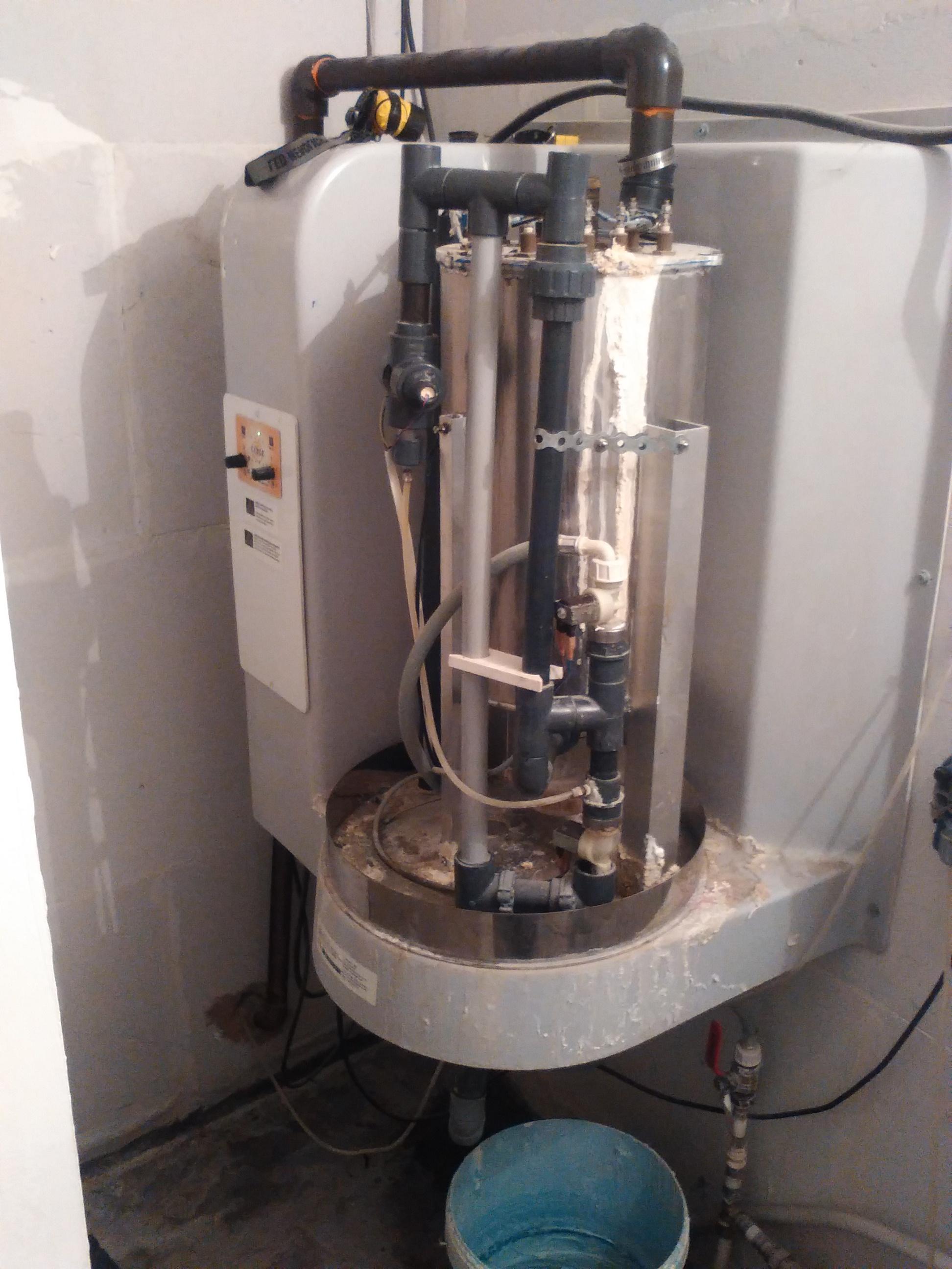 D tartrage g n rateur vapeur hammam assistance technique wellness - Generateur vapeur hammam ...